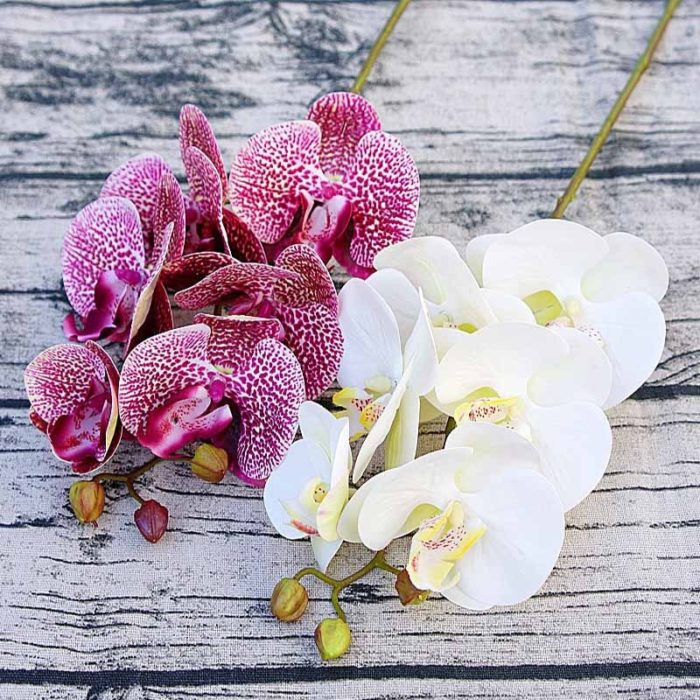 Fake Orchid Plant Artificial Flower