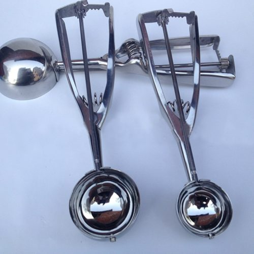 Stainless Steel Muffin Scooper