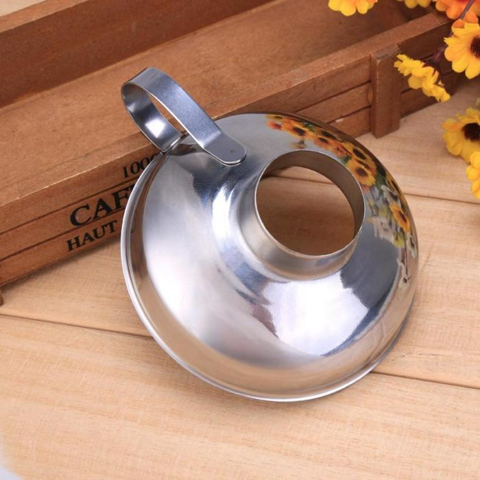 Stainless Wide Mouth Funnel for Canning