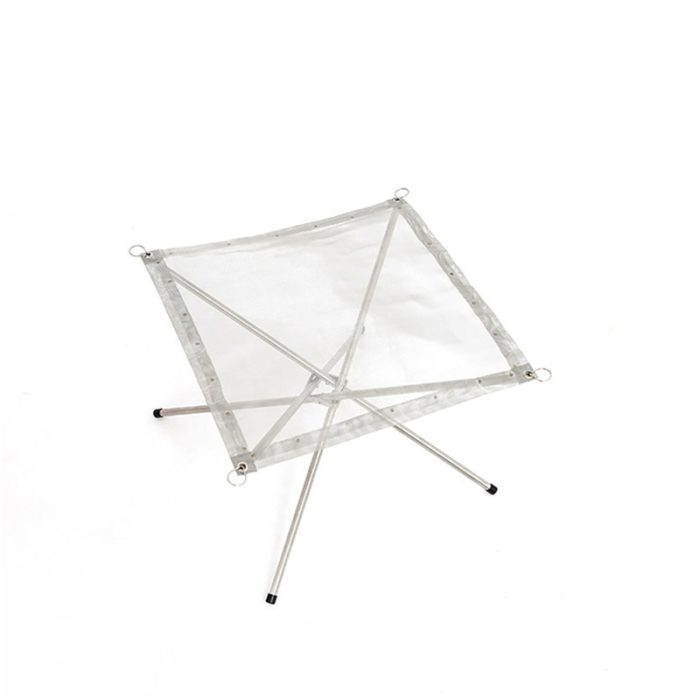 Collapsible Stainless Folding Fire Pit