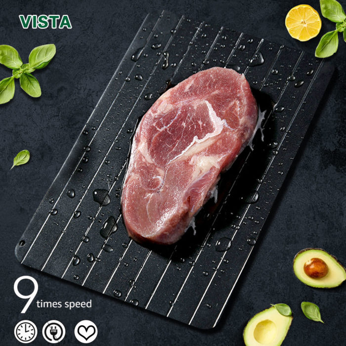 Defrosting Plate Board Kitchen Tool