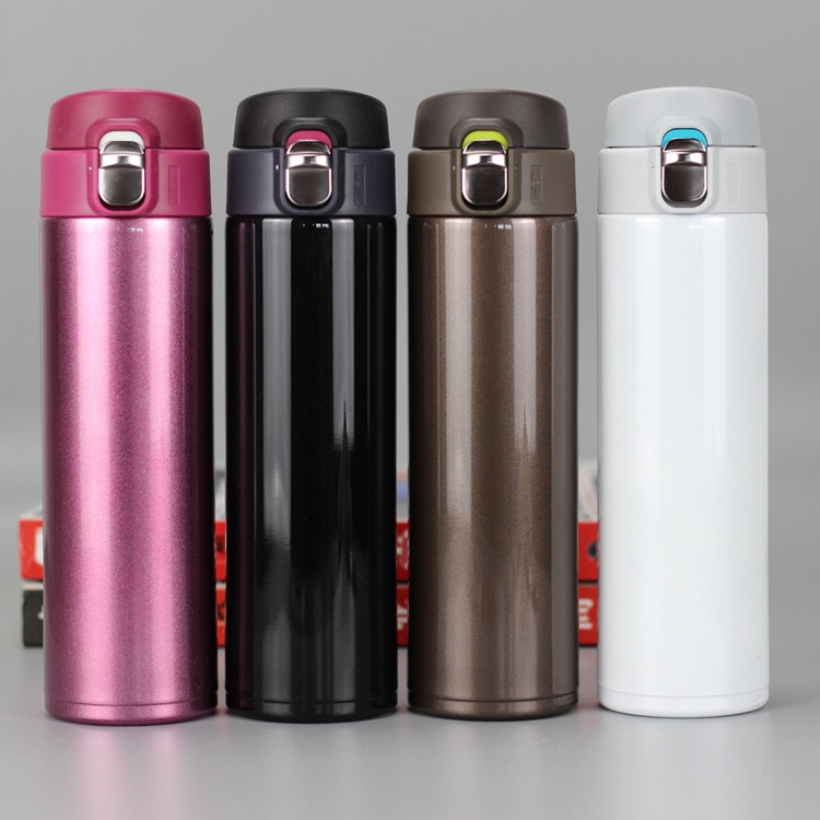 Insulated Flask 450ML Thermos Bottle