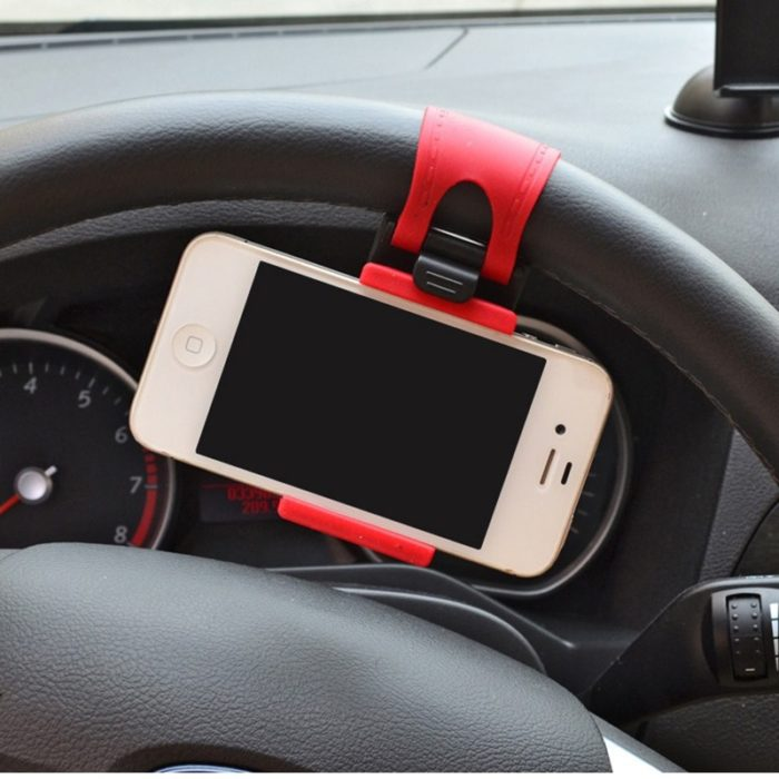 Car Steering Mobile Holder Mount