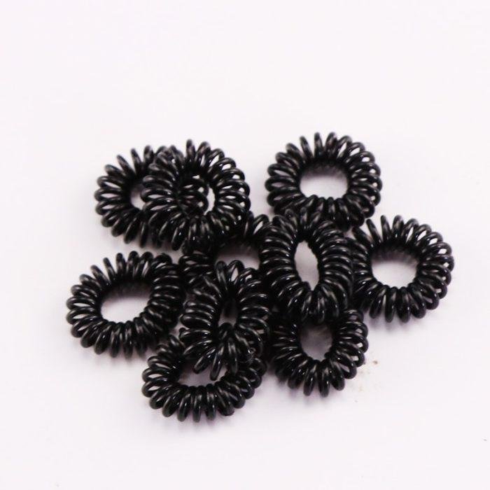 Coil Hair Ties Accessories (10 Pcs)
