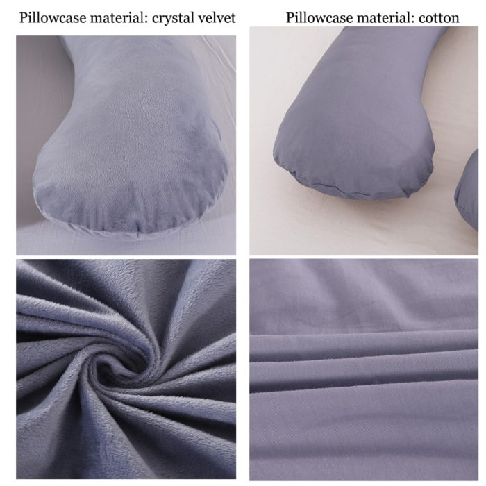 U-Shaped Body Pillow Pregnant Cushion