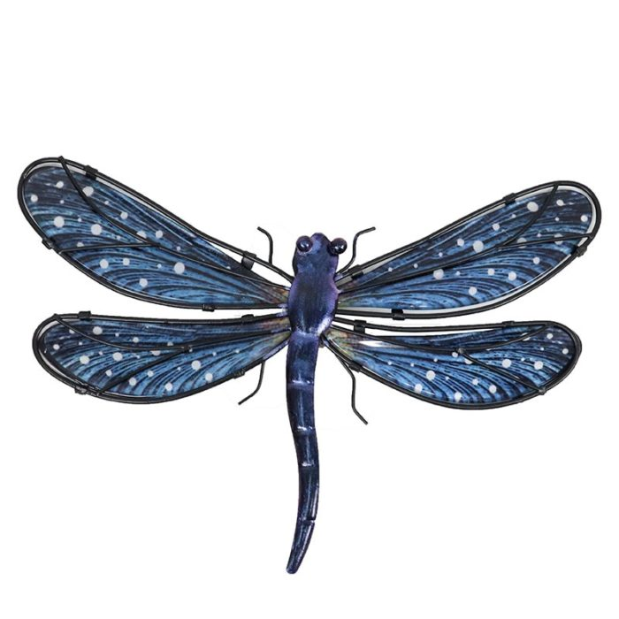 Dragonfly Wall Decor Garden Decoration