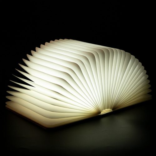 USB Rechargeable LED Book Lamp