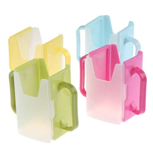 Adjustable Plastic Juice Box Holder