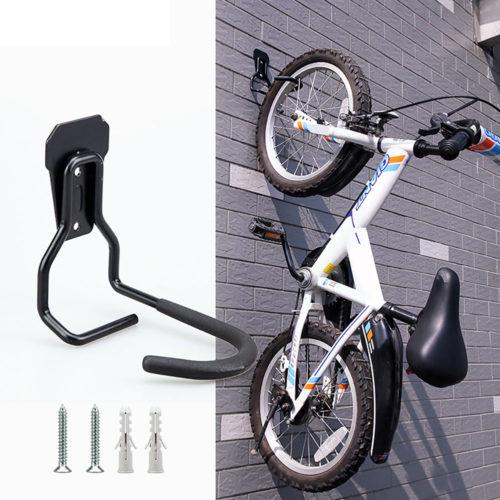 Heavy-Duty Wall Bike Hook with Screws