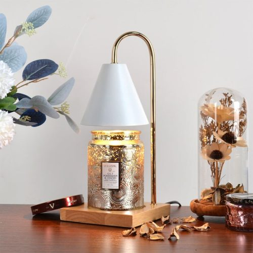Dimmable Candle Warmer Lamp