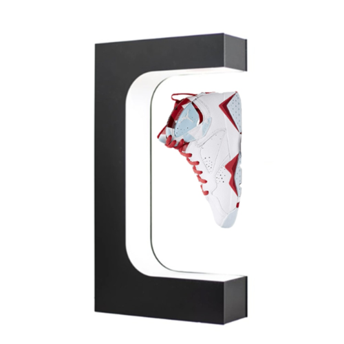Magnetic Levitating Shoe Stand