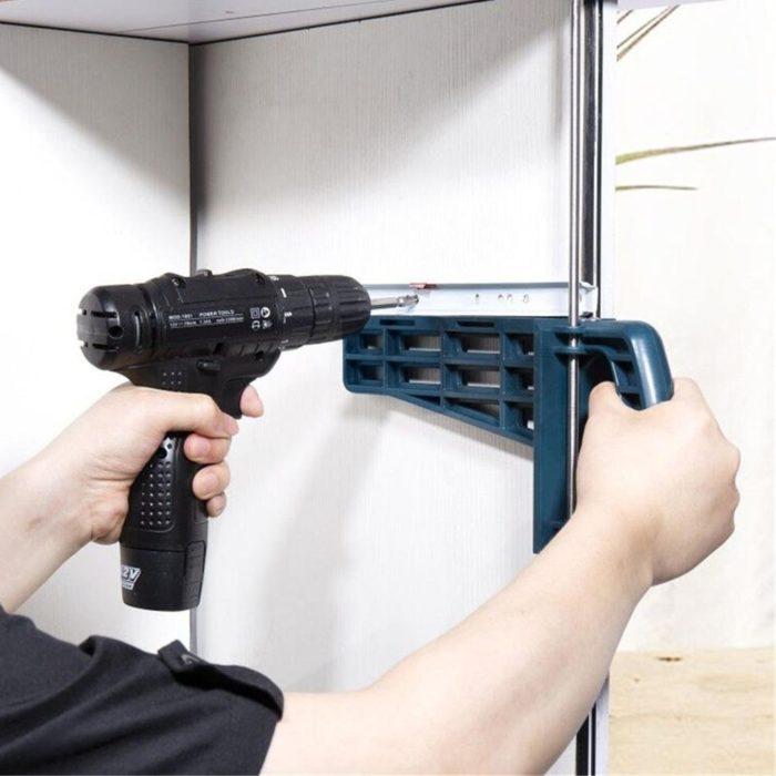 Universal Magnetic Drawer Slide Jig