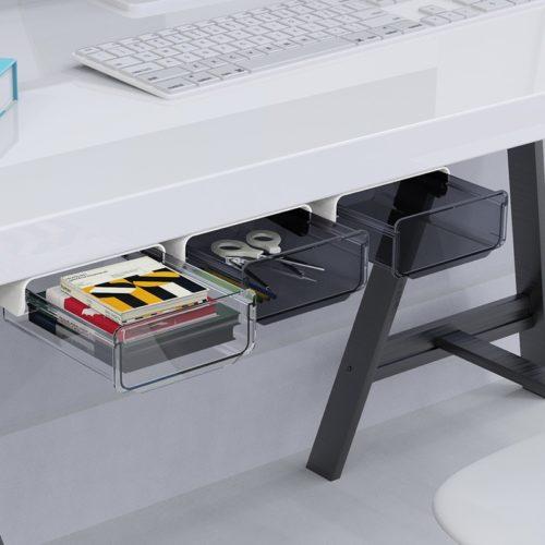 Under Desk Organizer Storage Drawer