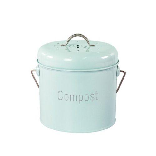 3L Metal Kitchen Waste Compost Bin