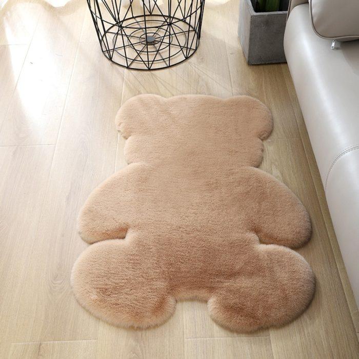Teddy Bear Rug Soft Floor Carpet