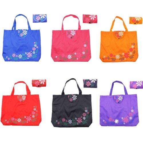 Reusable and Foldable Grocery Bag