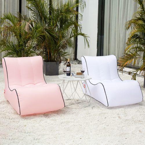 Inflatable Sun Lounger Air Sofa