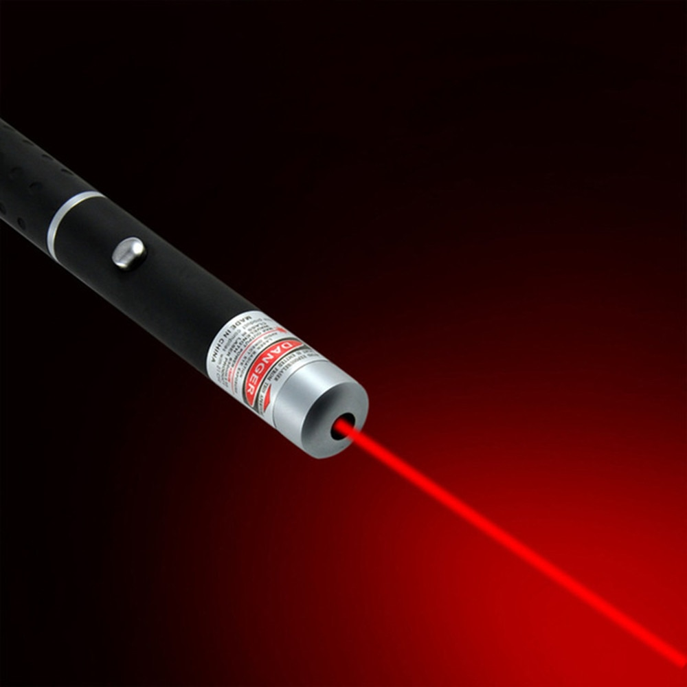 5MW LED Laser Pet Cat Toy Red Dot Light Sight 530Nm 405Nm 650Nm Interactive Pen Pointer