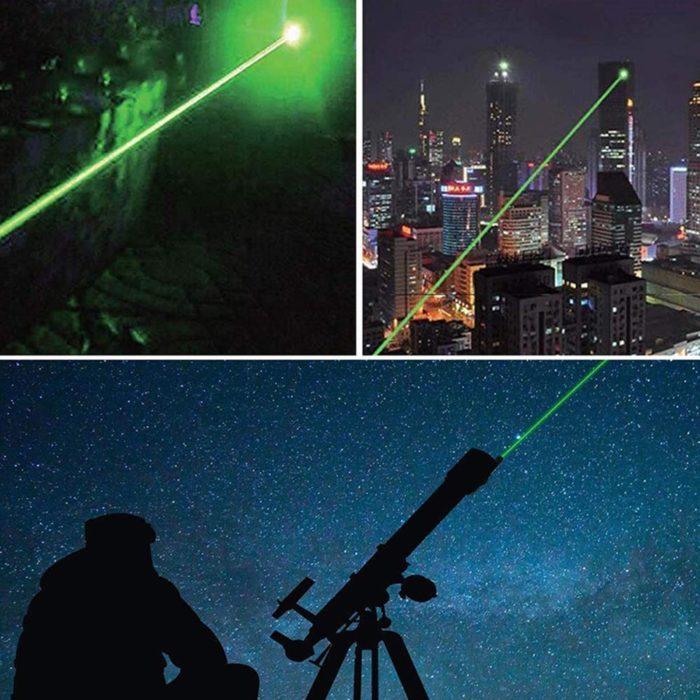 Interactive Laser Pointer Cat Toy