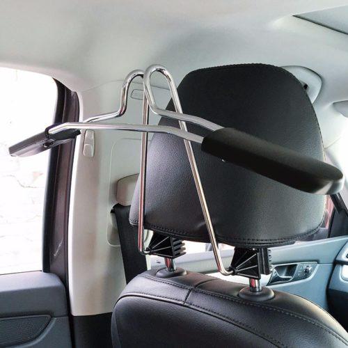 Stainless Steel Car Coat Hanger
