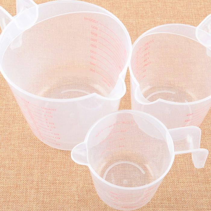 Liquid Measuring Cup Kitchen Utensil