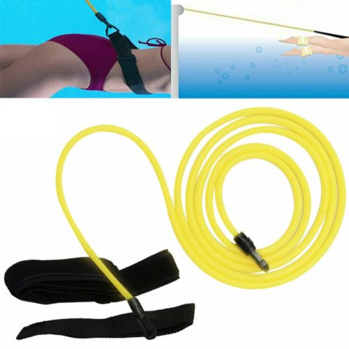 Swimming Resistance Belt with Mesh Bag