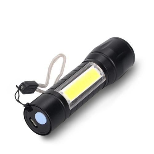Rechargeable Pocket Torchlight