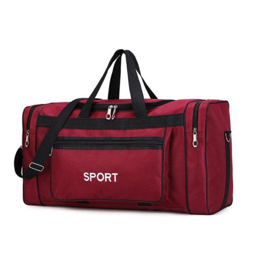 Travel Bag for Men Portable Gym Bag