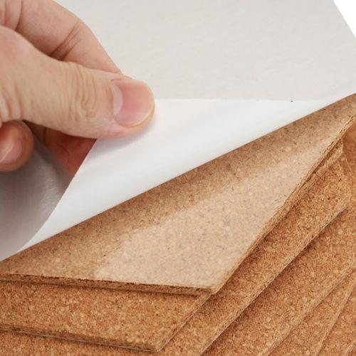 Self-Adhesive Hexagon Cork Tiles