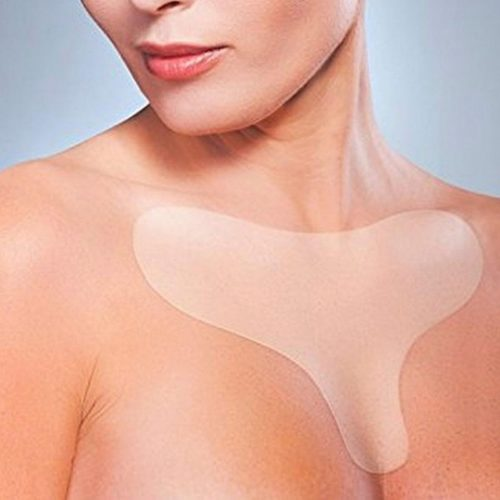 Reusable Anti Wrinkle Chest Pad