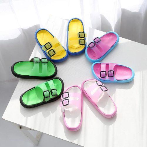 Outdoor Kids Summer Slippers
