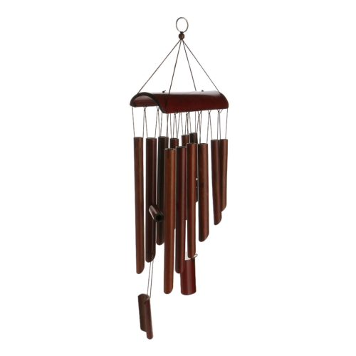 Hanging Natural Bamboo Wind Chimes