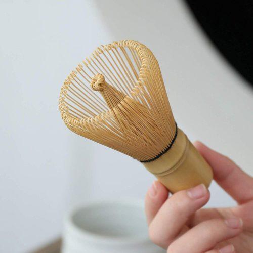 Matcha Bamboo Whisk Japanese Tea Brush