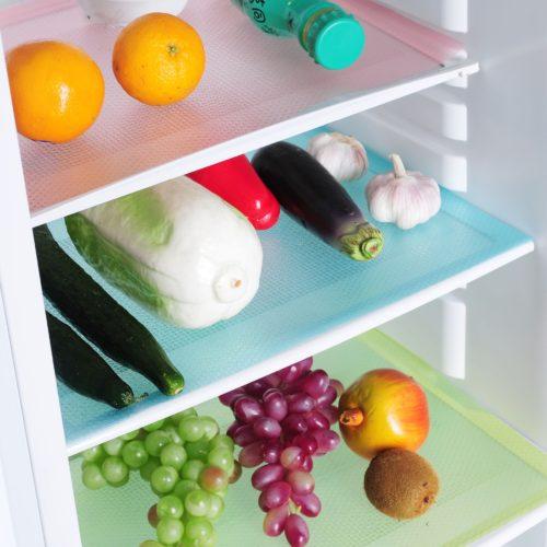 Refrigerator Shelf Mat Antifouling Pad