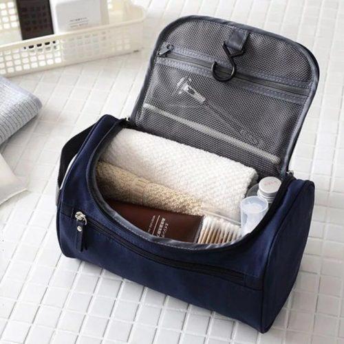 Portable Mens Wash Bag