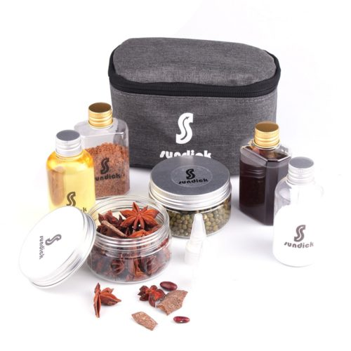 Travel Spice Container Set (9pcs)