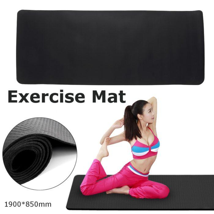 Non-Slip Treadmill Noise Reduction Mat