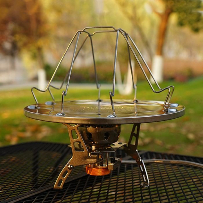 Stainless Steel Camping Toaster Rack