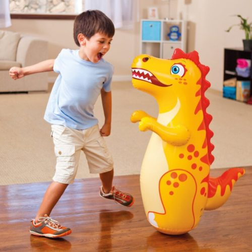 3D Interactive Inflatable Punching Toy