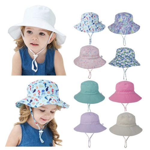 Summer Boonie Hat for Kids