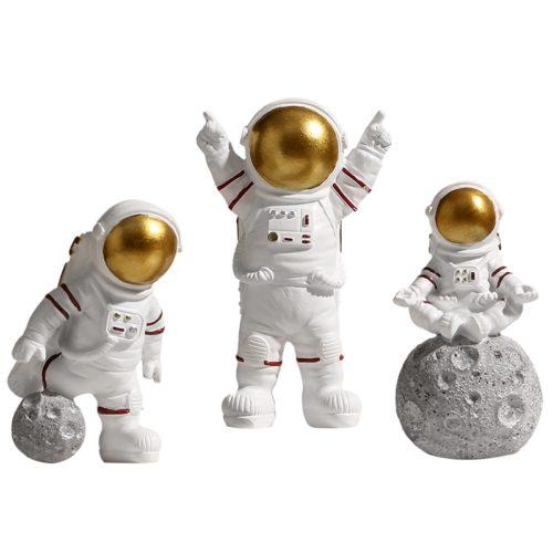 Miniature Astronaut Figures