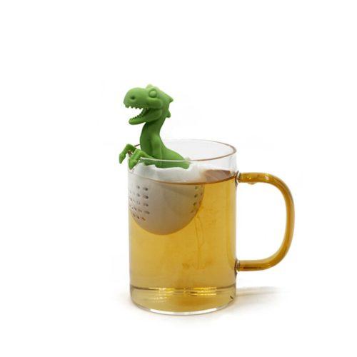 Silicone Baby Dinosaur Tea Infuser