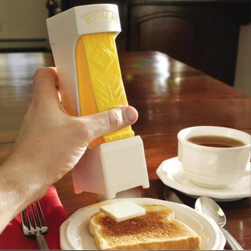 Handy Butter Dispenser and Slicer
