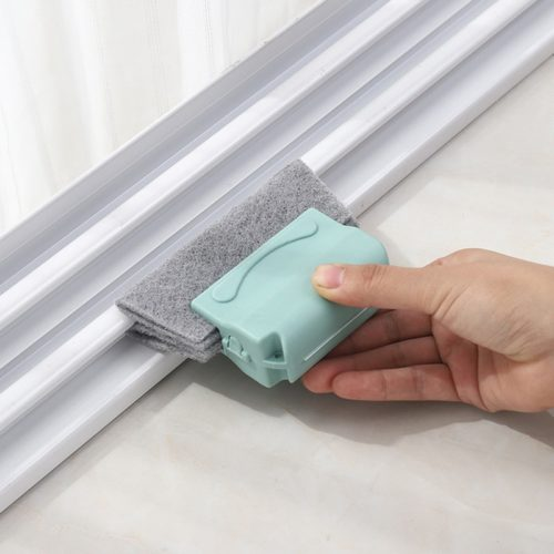 Window Groove Cleaning Brush Tool
