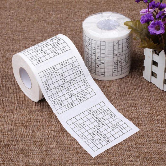 Soduko Toilet Paper Roll