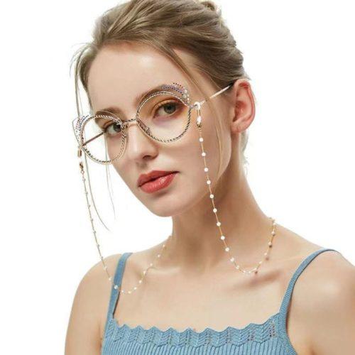 Eyeglass Necklace Holder Eyewear Chain