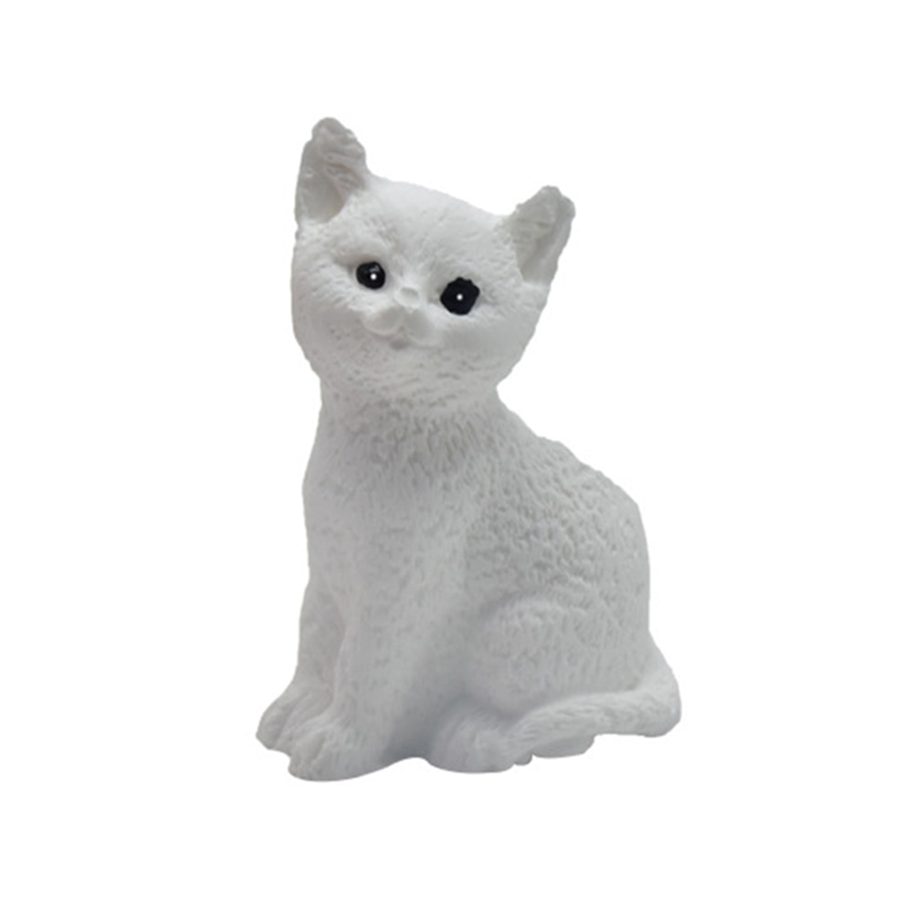 Popular 3D Cute Cat Shaped DIY Silicone Mold Chocolate Soap Molds Cake Decorating Tools Baking Tools Cake Mould #056