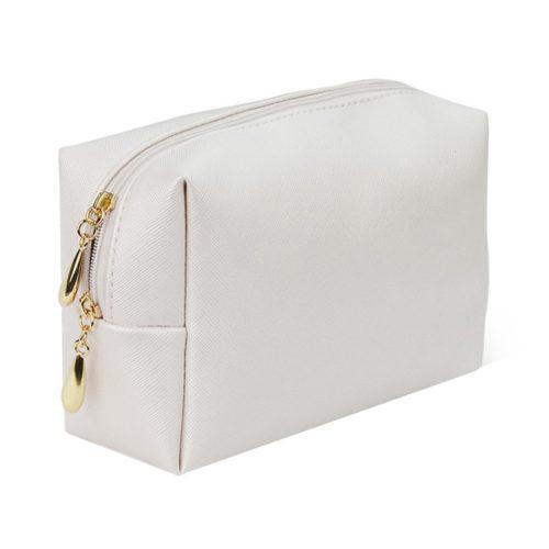 Zipper Makeup Bag Portable Travel Pouch
