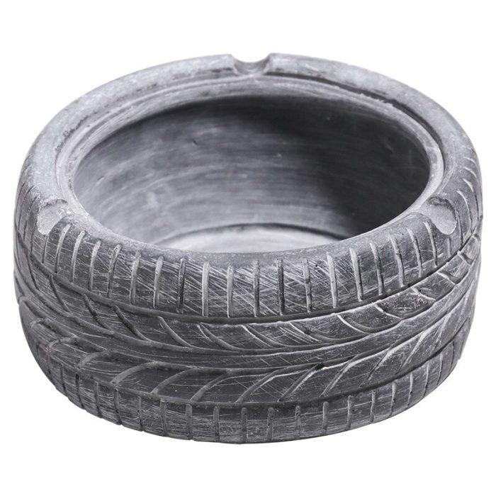 Resin Tire Ash Tray