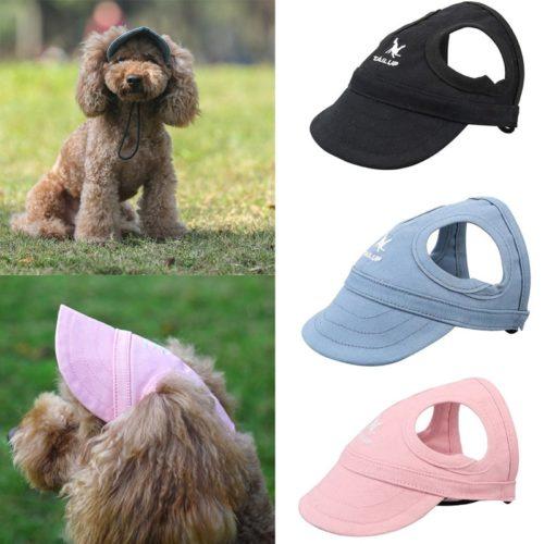 Dog Sun Visor Pet Outdoor Cap